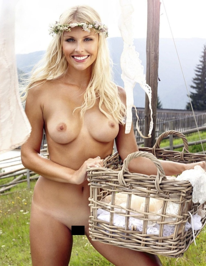 Hot sexy naked women models