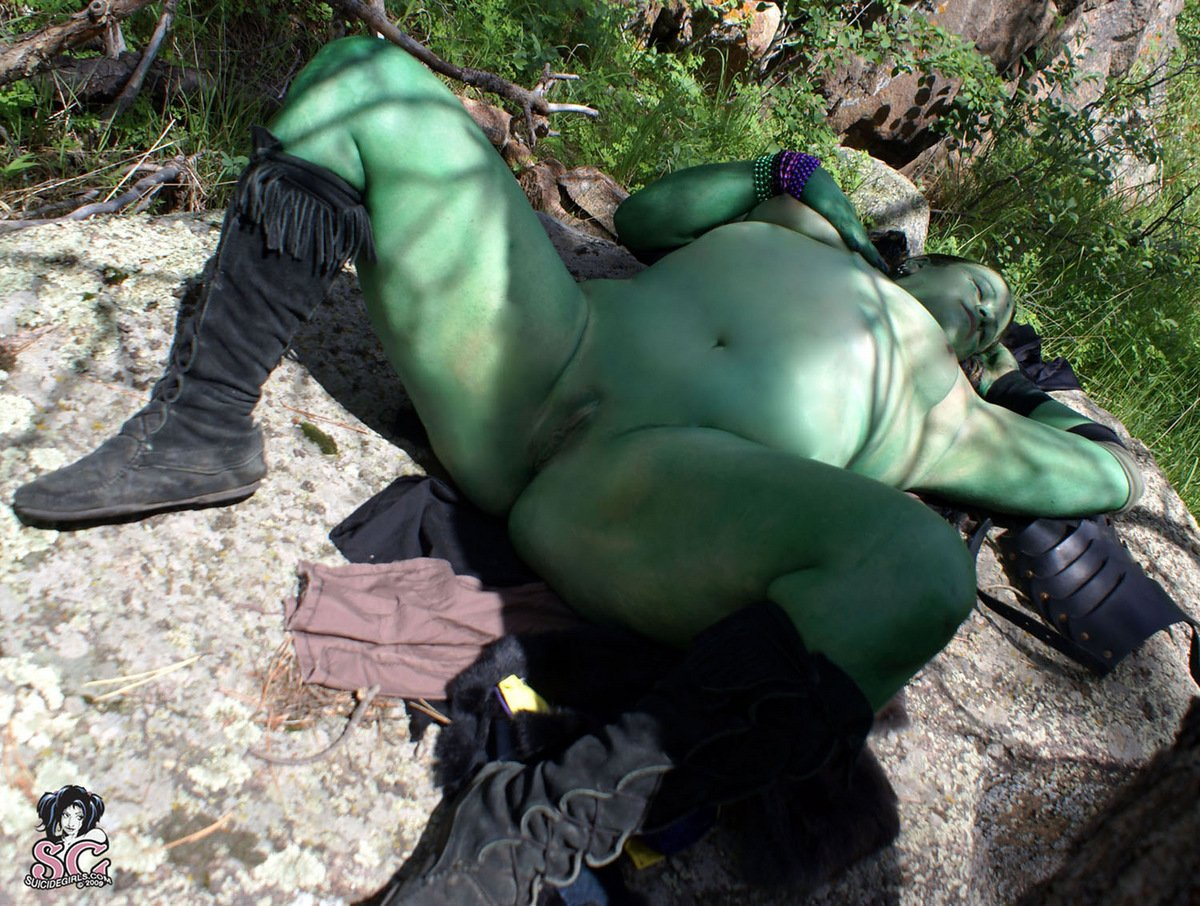 Fat naked hulk woman — pic 10