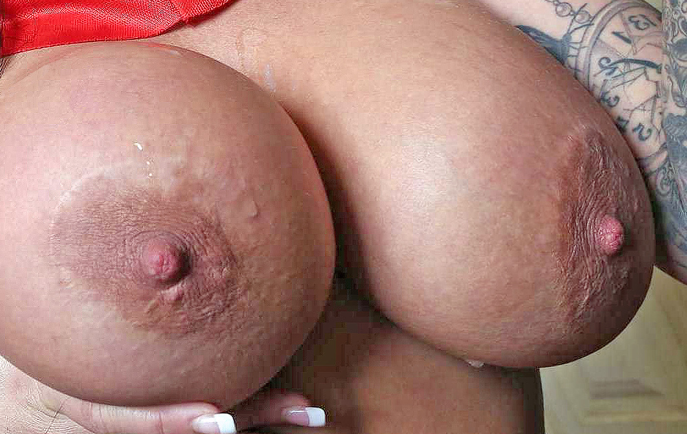 Big Areola Nipples Breasts