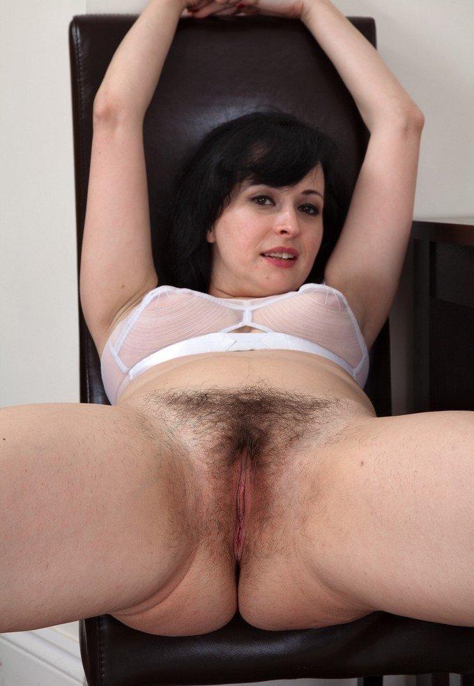 Nude school teacher hairy pussy